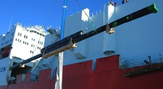 marine cargo and mast services