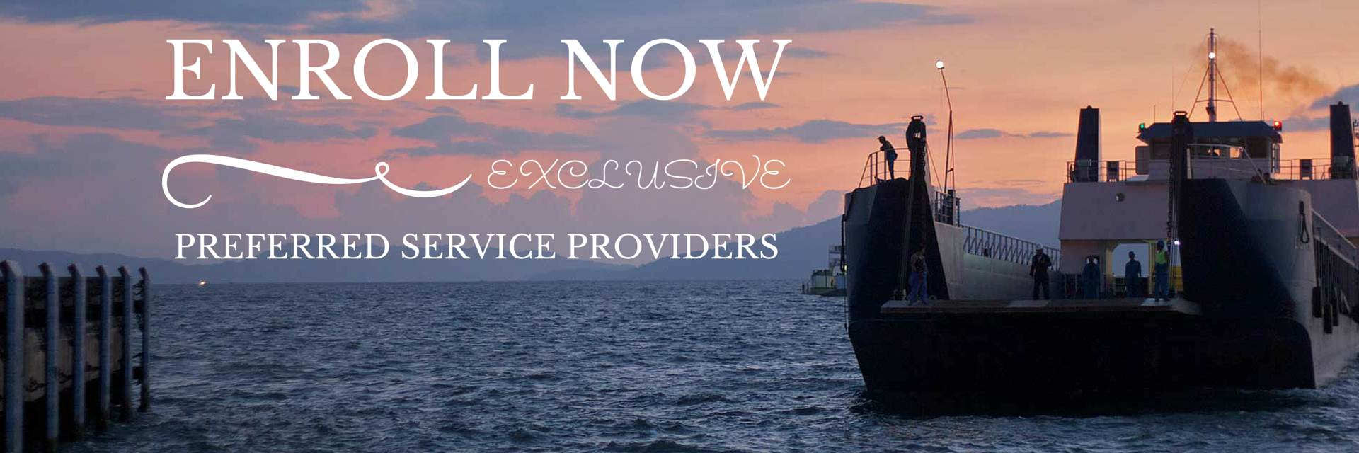 Preferred Service Providers