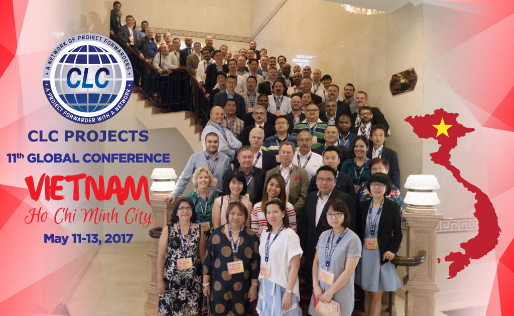 CLC Projects 11th Global Conference - Ho Chi Minh City