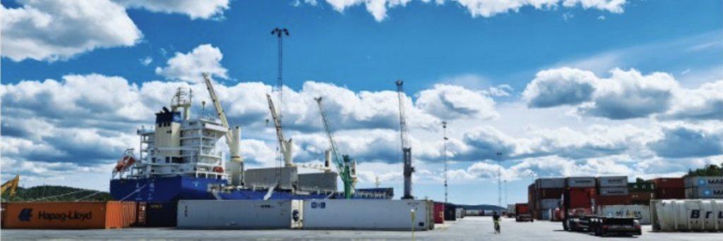 Port of Södertälje